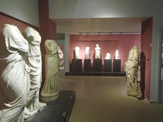 exhibits 2 - Picture of Fethiye Museum (Muzesi), Fethiye ...