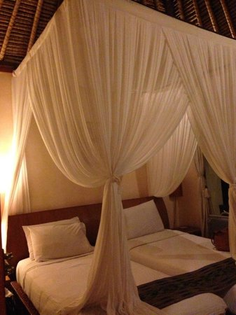 Biyukukung Suites and Spa: Standard room