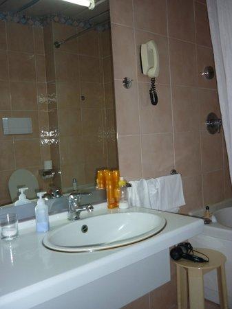 Schuhmann Strand Hotel: il bagno