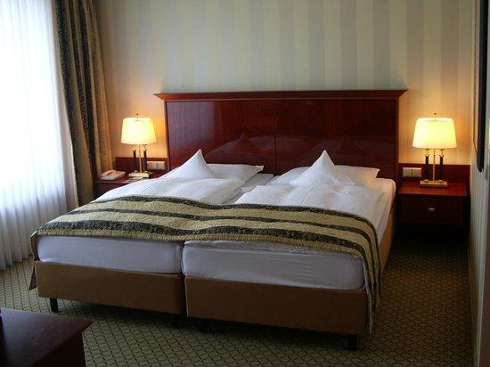Maritim Hotel Berlin : Schlafbereich