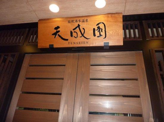 Tenseien : 入り口です