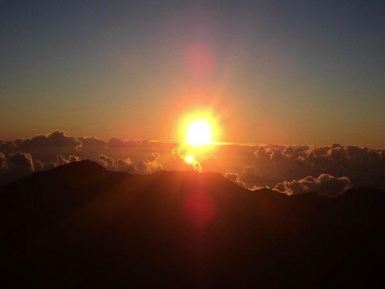Mountain Riders : Gorgeous Sunrise