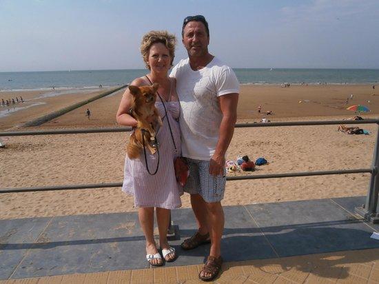 Op vakantie in het Ostend Hotel