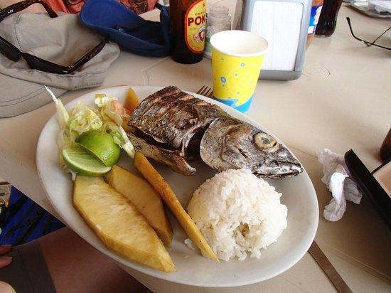 Cooperativa de Pescadores: plat