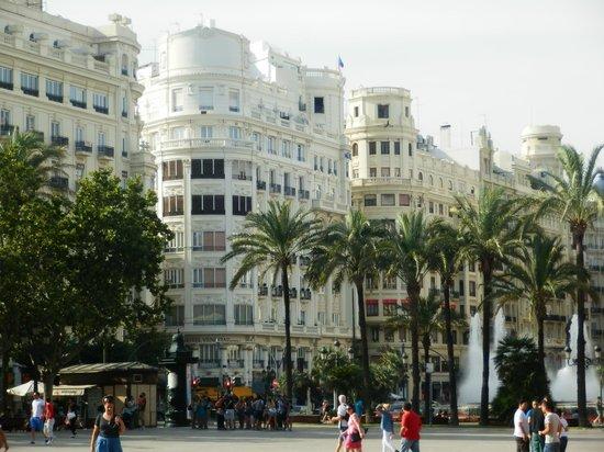 Hostal Venecia: hotel venecia a valencia