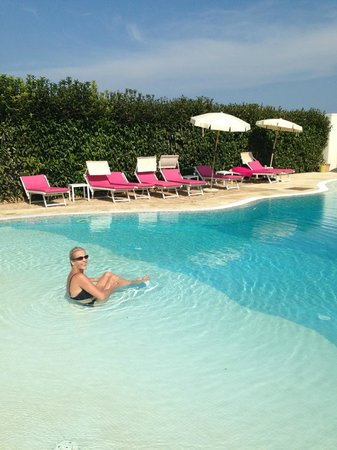Hotel Principe di Fitalia Wellness & SPa: Hotel Swimming pool