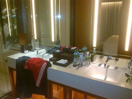 Hansar Bangkok Hotel : Double zink