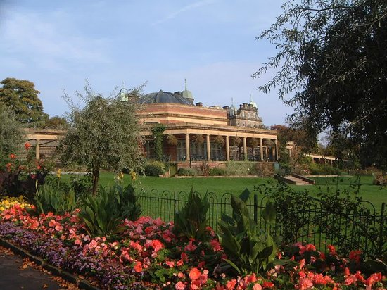 Харрогит, UK: Valley Gardens Sun Pavilion