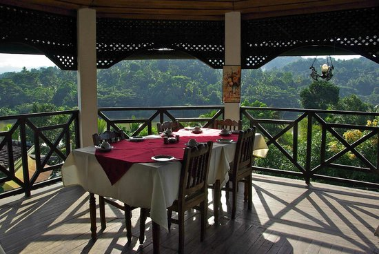 Kandy Holiday Home: Salle à manger