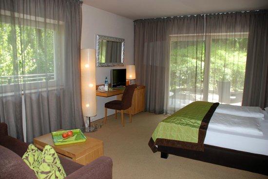 La Maiena Meran Resort: dz superior giardino