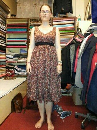 Little Armani: dress