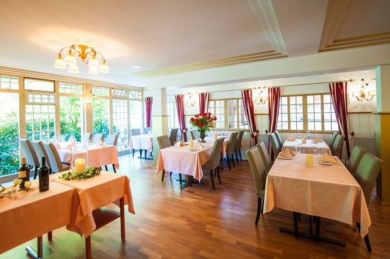 Restaurant Hohberg : Gourmetstübli