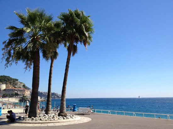 Lou Souleou: Baie de Nice