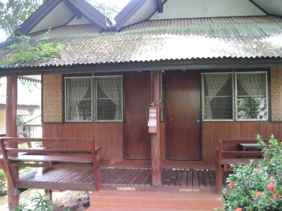 Maehongson Hills Resort : 2 rooms attached