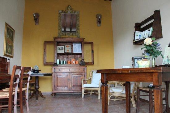 Agriturismo Il Castagnolino: Bio Shop