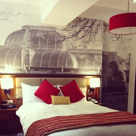 Best Western Plus Seraphine Hammersmith Hotel: executive room