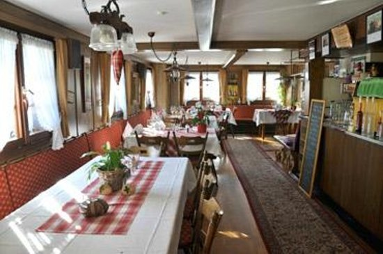 Landhotel Bierhaeusle: Restaurant