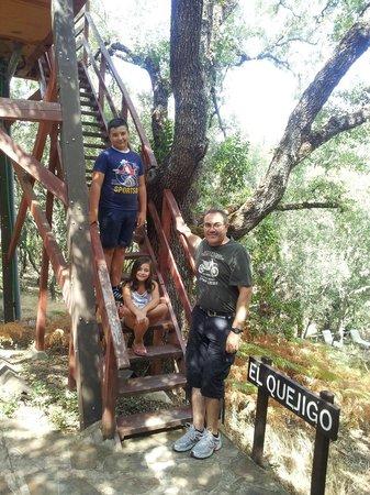 Ecolodge de Cabaneros: naturaleza en familia