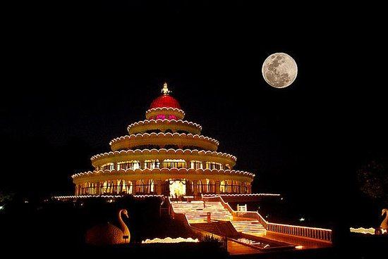 Art of Living International Center: Vishalakshi Mantap