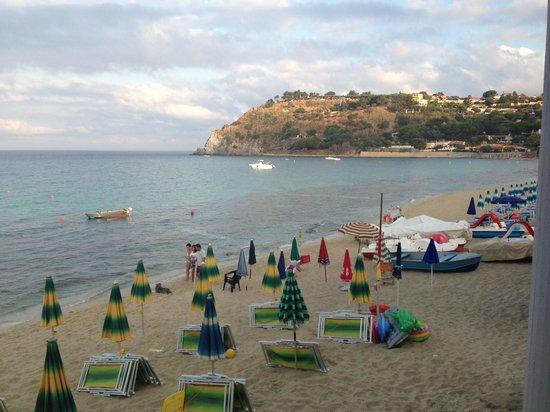 Villagio Albergo Da Ciccio: spiaggia