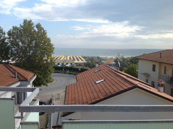 Hotel Ondina & Milazzo: Panorama vista mare