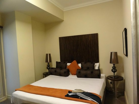 The Bayswater Sydney: Standard room