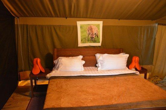 Ang'ata Camp Ngorongoro : room
