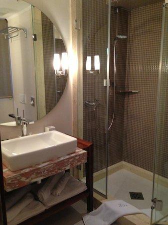 Hotel Ziya : Bathroom