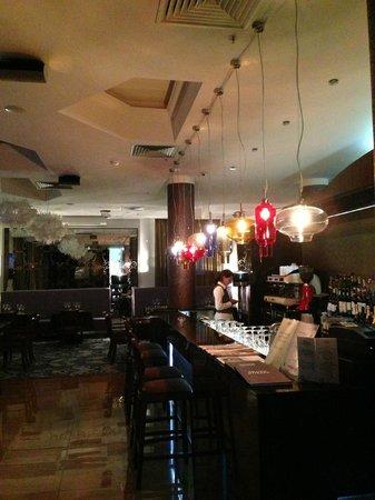 Hotel Ziya : View of the restaurant