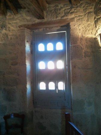 La Tour de Brazalem : Fenêtre