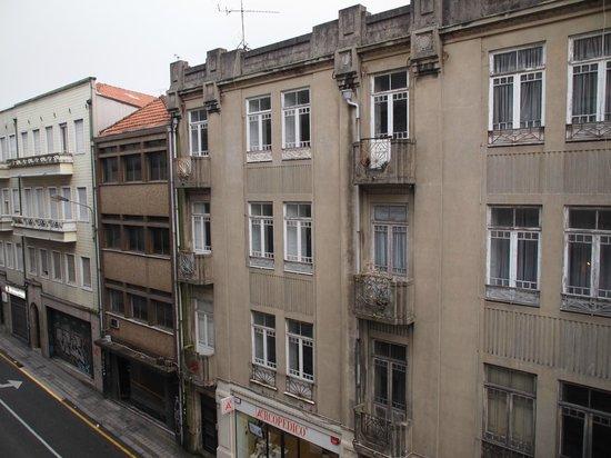 Hotel São José: Vue de notre chambre coté gauche