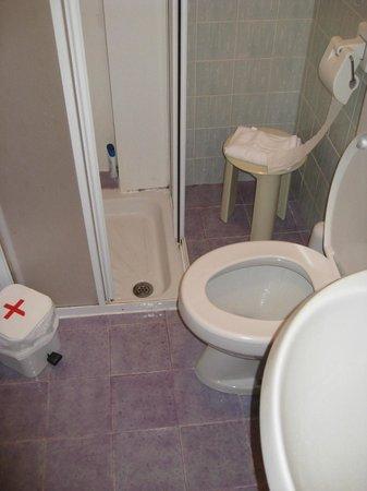Hotel Il Burchiello: Bathroom -room 165