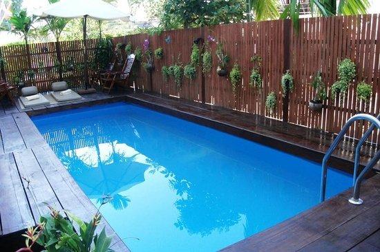 Soria Moria Boutique Hotel: Small pool