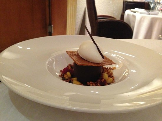 La Ciboulette : 5. Dessert