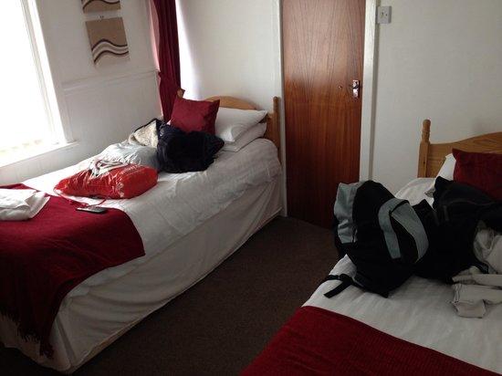 Barton Hotel: Twin room