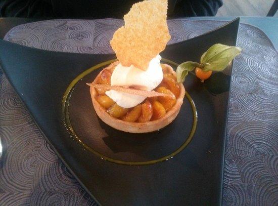 Auberge du Pressoir: dessert