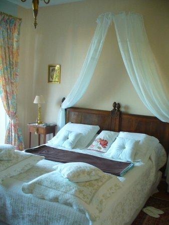 Villa Hortus Clausus : chambre