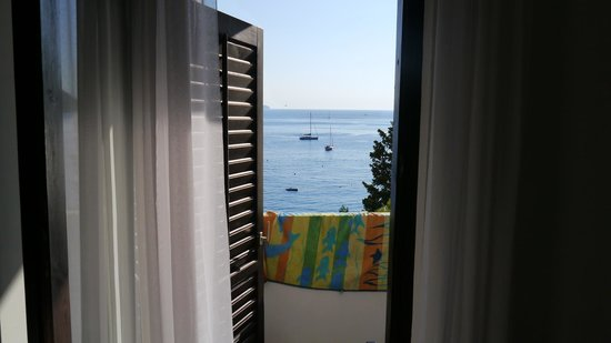 hotel Bisevo: View from room