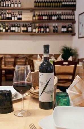 Costanzana, Taliansko: ....i nostri vini....