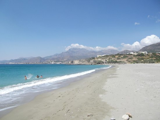 Maritimo Beach Kreta Bewertung