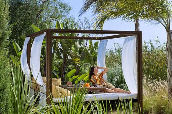 Sofitel Essaouira Mogador Golf & Spa : Natural pool
