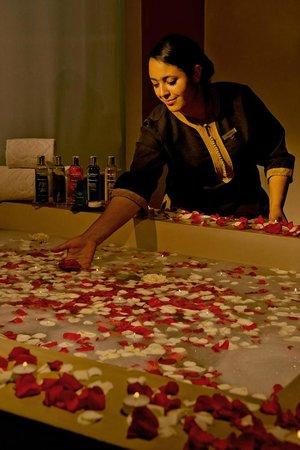 Sofitel Essaouira Mogador Golf & Spa: Bath ritual
