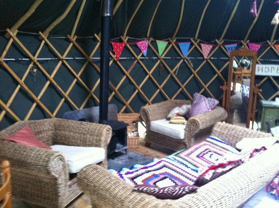 Daisy Cottage Campsite & Retreat: Pure relaxation