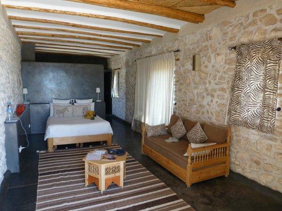 Le Douar des Arganiers : slaapkamer