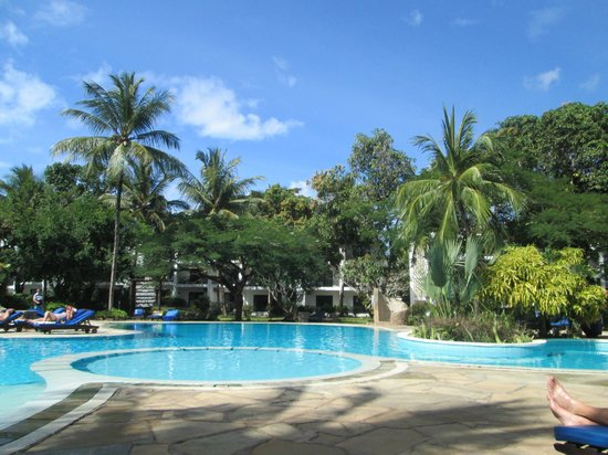 Diani Sea Resort: Amazing :)
