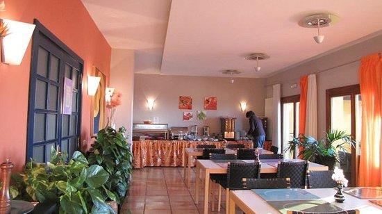 Hotel Alta Montana : Ontbijtzaal