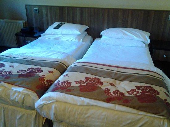Windlestrae Hotel: very cosy twin room!!!