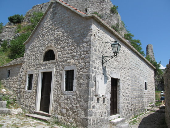 Imotski, Croatia: Our Lady of the Angels