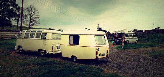 Boe Rigg Campsite & Bunkhouse: Camper Van Pitches