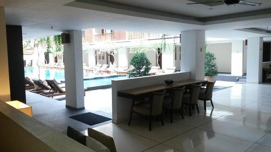 The Magani Hotel and Spa: Lobby